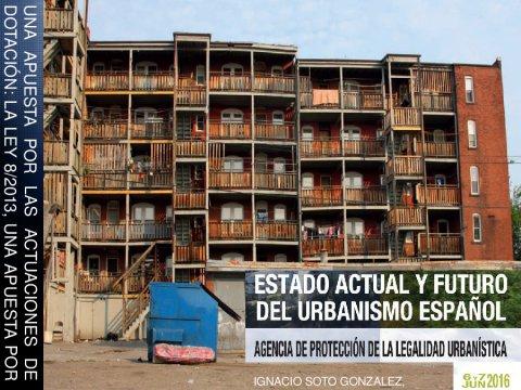 Unha aposta polas actuacións de dotación - Curso monográfico sobre Estado actual e futuro do Urbanismo